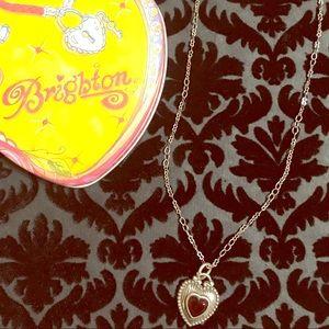 Brighton Heart pendent necklace